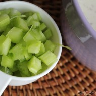 Celery Blue Cheese Dip