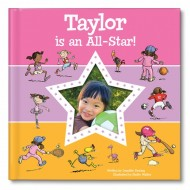 """I'm an All-Star"" Personalized Book Review"