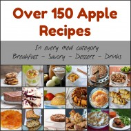 150+ Apple Recipes