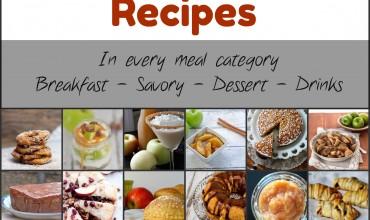 150 apple recipes