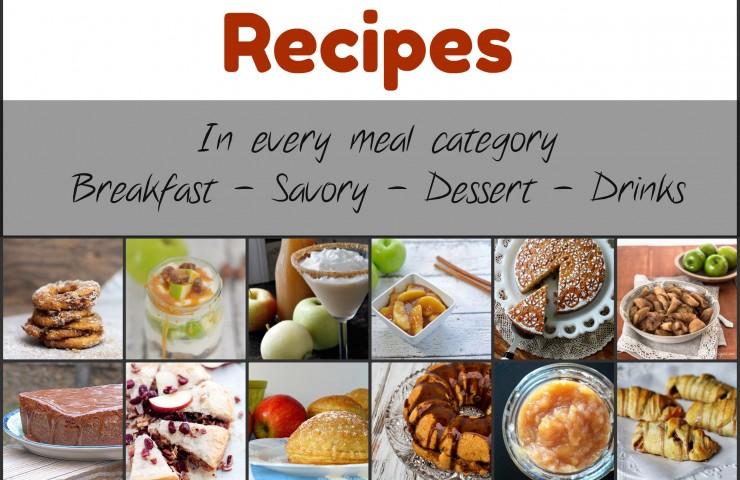 150+ Apple Recipes