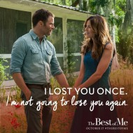 The Best of Me – In Theaters October 17th #TheBestOfMe