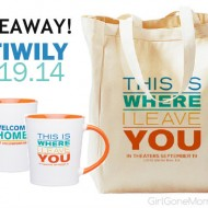 This Is Where I Leave You Prize Pack Giveaway #TIWILY