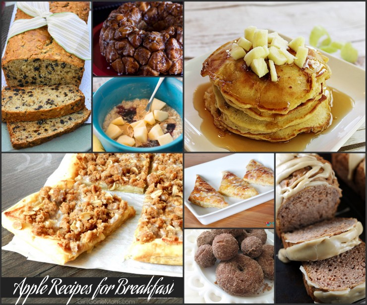 Apple Recipes for Breakfast PLUS 150 apple recipes in every meal category