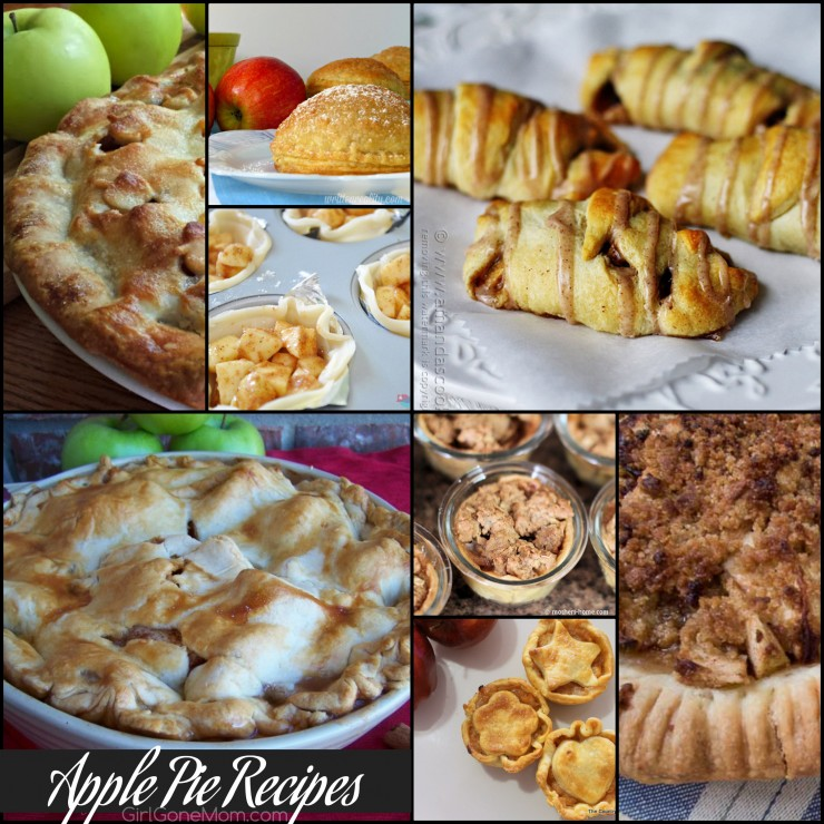 Homemade apple pie recipes PLUS 150 apple recipes in every meal category