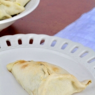 Spinach Pies – Taste of Beirut