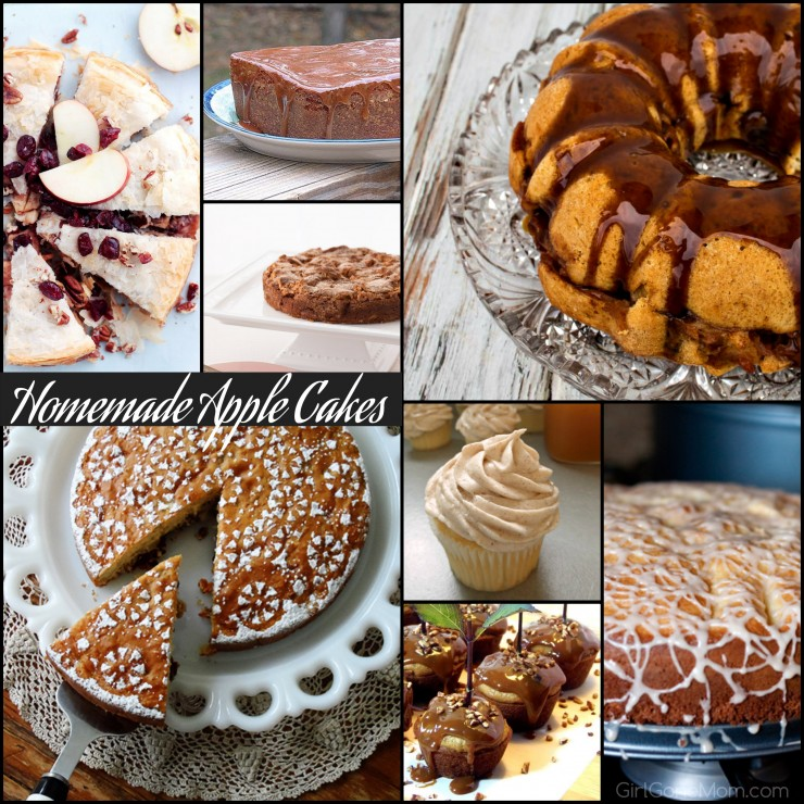 Homemade apple cake recipes PLUS 150 apple recipes in every meal category