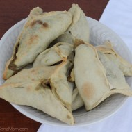 Spinach Pies – Taste of Beirut