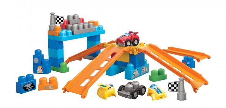 Mega Bloks Fast Tracks Raceway Giveaway