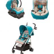 Maxi-Cosi Special Edition Bohemian Blue Stroller