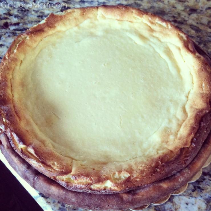 Grandma's Italian Cheesecake | GirlGoneMom.com
