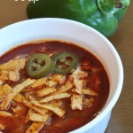 Chicken Tortilla Soup | Easy Gourmet