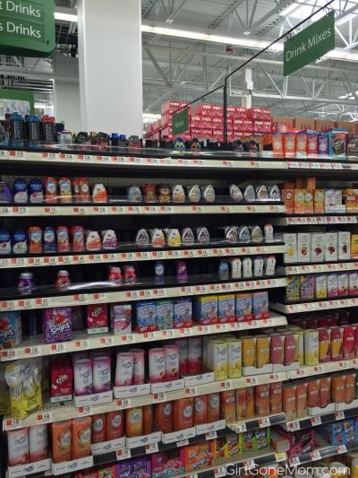 Crystal Light low calorie drinks #PlatinumPoints #Shop