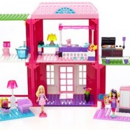 Mega Bloks Barbie™ Build 'n Play Fab Mansion #FabMansion {Giveaway}