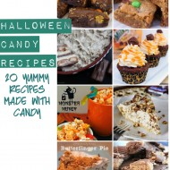 20 Recipes Using Leftover Halloween Candy