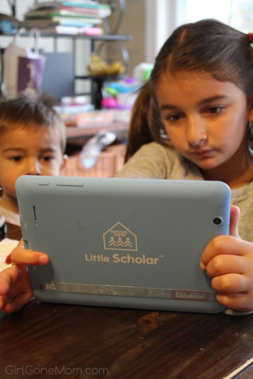 Little Scholar Tablet Giveaway ARV $170