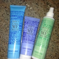 Don't Call Me Ma'am Skincare Products Review and Giveaway