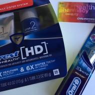 Crest HD {Prize Pack Giveaway Including $50 CVS Gift Card}