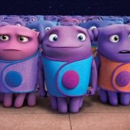 HOME in theaters March 27th + Giveaway! #DreamWorksHOME