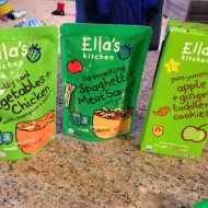 """""""Green"""" Snacks from Earth's Best and Ella's Kitchen (Giveaway!)"""