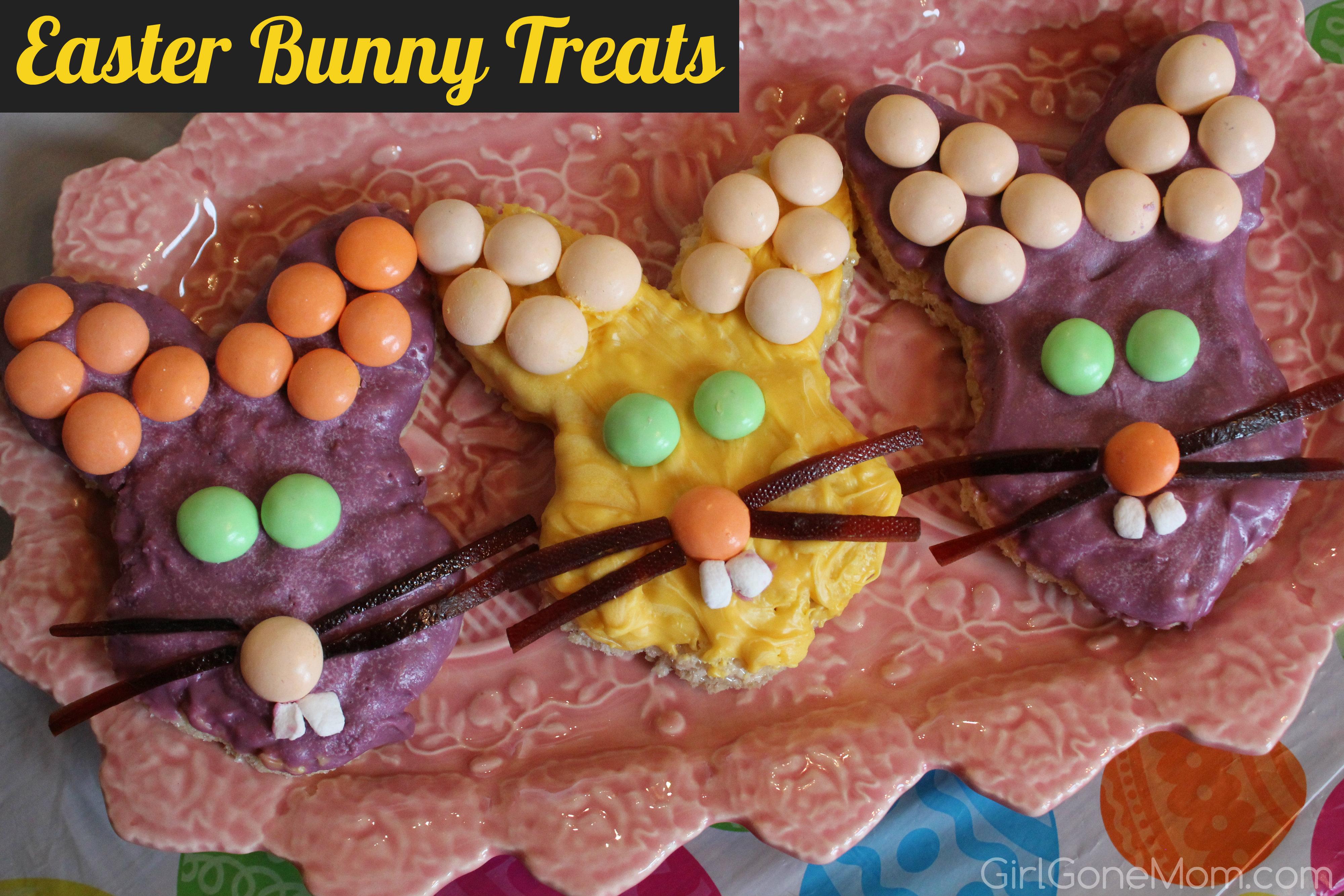 easter treat egg bunny - photo #24