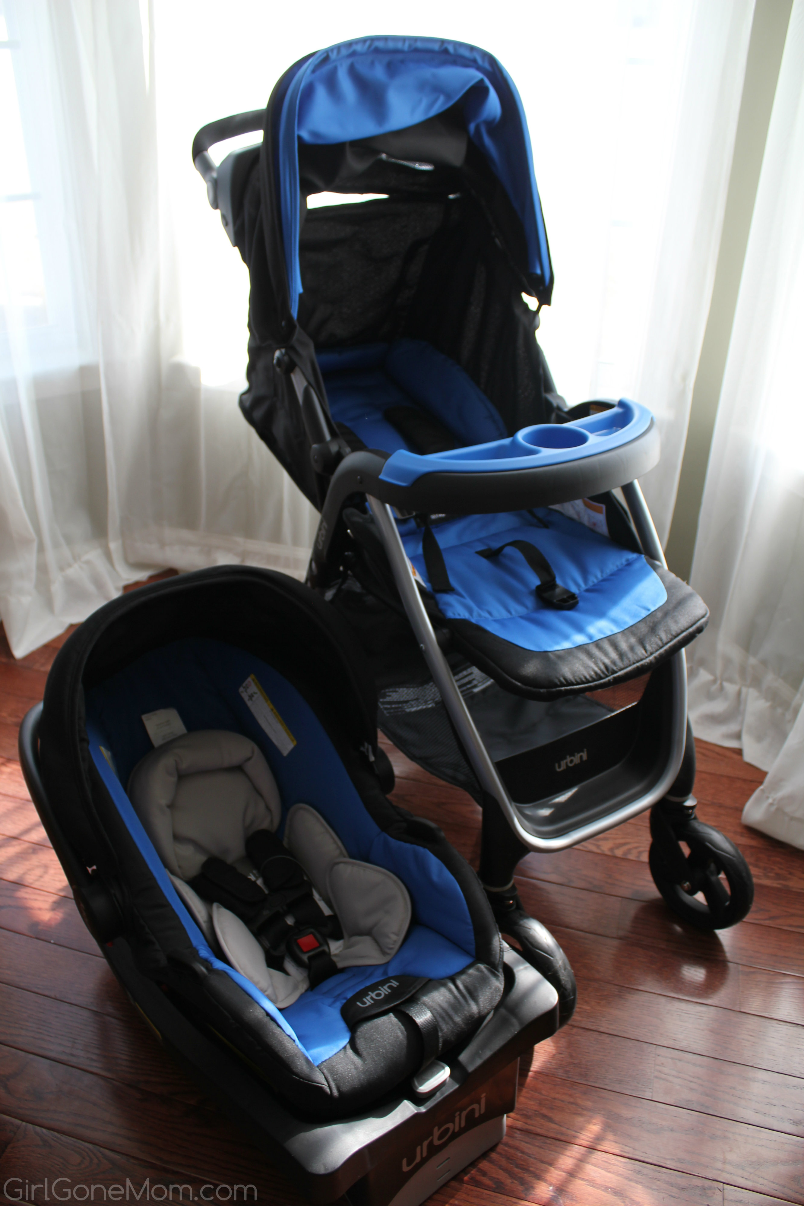 Five Reasons to Love the #Urbini Emi Travel System - Girl ...