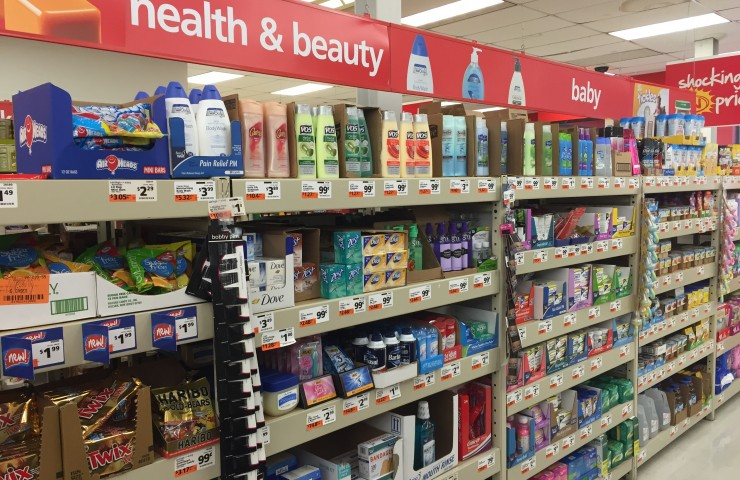 Save-a-Lot on Beauty Products