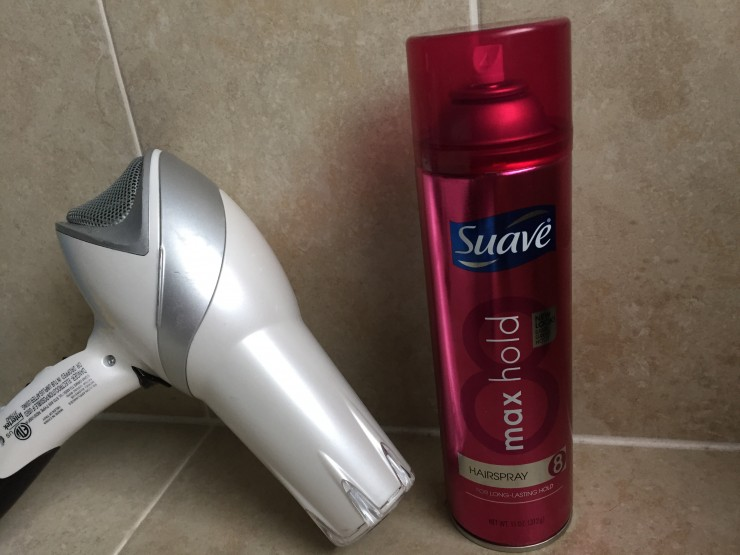 Suave Hairspray
