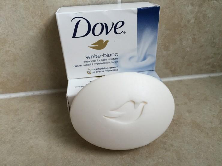 Dove beauty soap