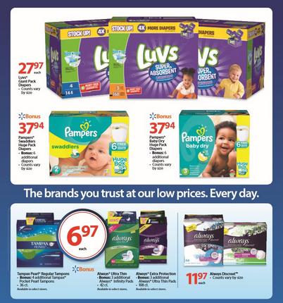 Walmart rollback offers + giveaway