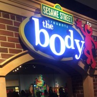 Sesame Street Body Exhibit at Liberty Science Center