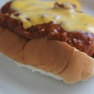 Easy Chili Cheese Dog Recipe #HormelChiliNation