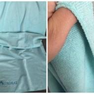 Aurorae Yoga Towel and Sports Bag (Giveaway!)