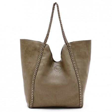 Rachelle Olive Bag