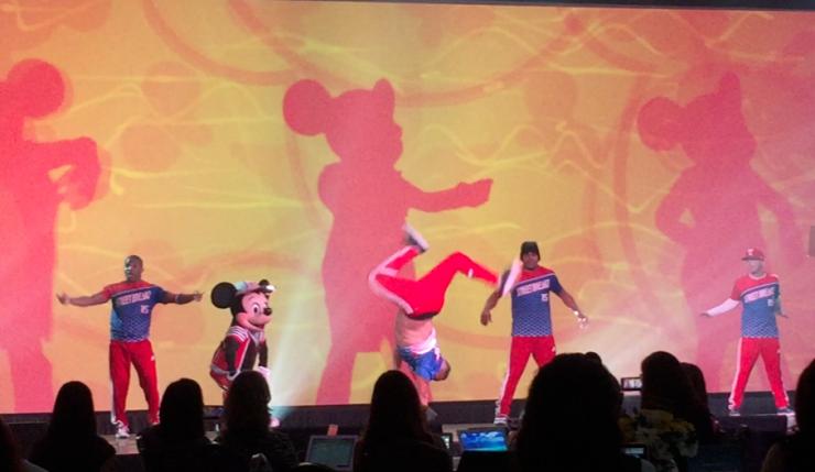 2015 Disney Social Media Moms Celebration