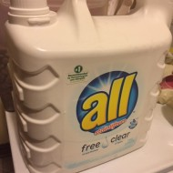 all® free clear detergent
