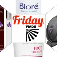 Friday Finds: Health and Beauty