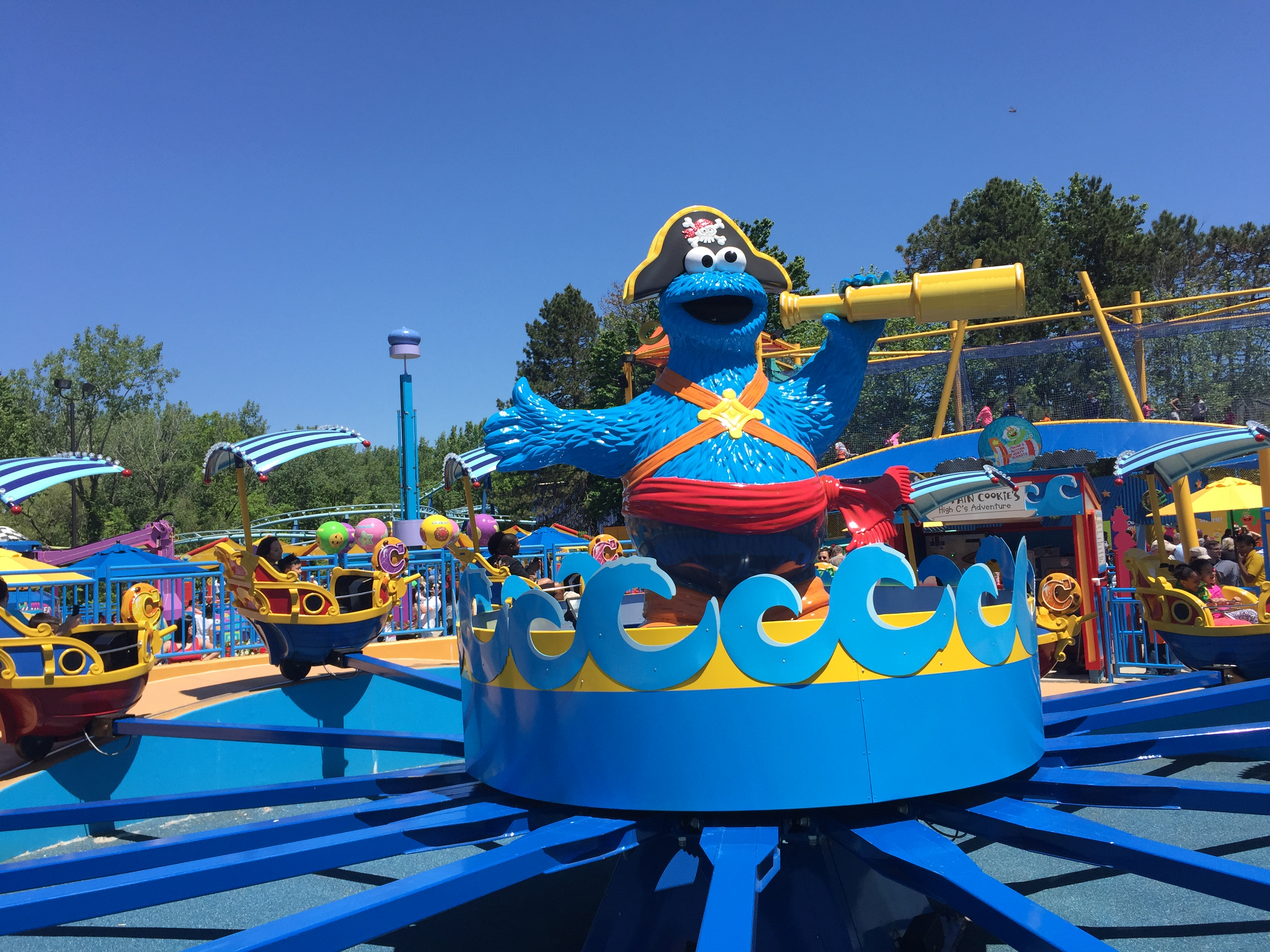 photograph about Sesame Place Printable Coupons identify Sesame Destination Cookies Monster Land