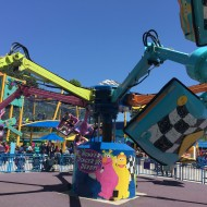 Sesame Place Cookie's Monster Land