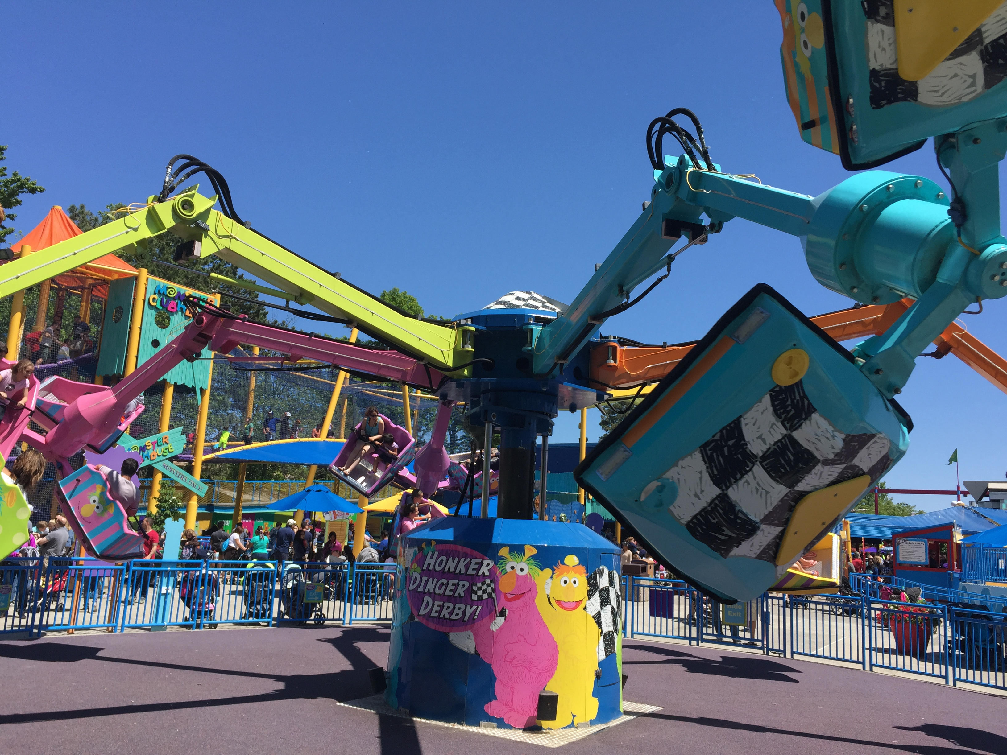 photo regarding Sesame Place Printable Coupons referred to as Sesame Destination Cookies Monster Land