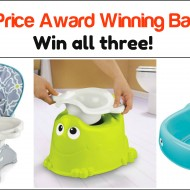 Fisher-Price Award-Winning Baby & Toddler Gear {Giveaway ARV $85}