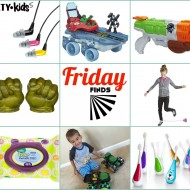 Friday Finds for Kids!