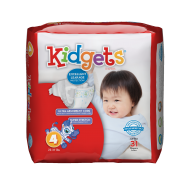Save on Kidgets Diapers at Family Dollar