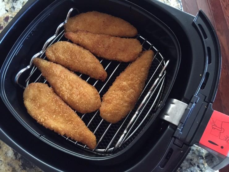 Chicken using Philips airfryer