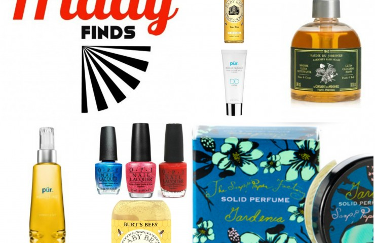 Friday Finds: Bath and Beauty