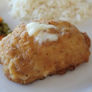 What's for dinner? Barber Foods Stuffed Chicken Cordon Bleu!