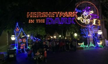 Halloween Fun at Hershey Park #HersheyParkintheDark