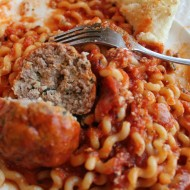 Melt in your mouth Ricotta Meatballs