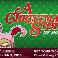 A Christmas Story The Musical at Paper Mill Playhouse