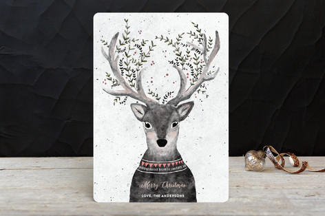 Beautiful Holiday Cards by Minted (Black Friday Coupon)